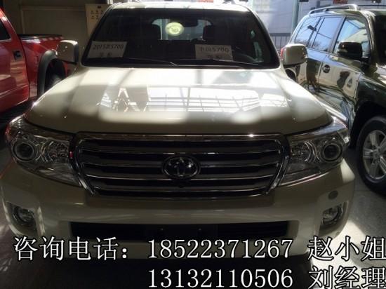 15款丰田酷路泽5700中东版低配高配现车报价